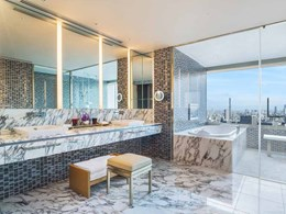 How prefabrication is revolutionising bathroom design