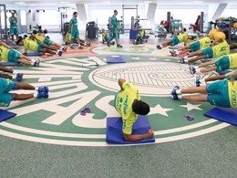 Another win for Neoflex REPtiles with Palmeiras Training Facility