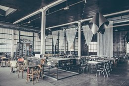 The latest trends in restaurant interior design