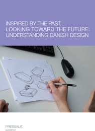 Inspired by the past, looking toward the future: Understanding Danish design