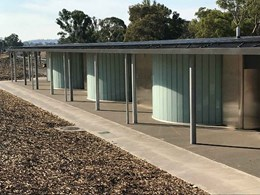 VicRoads rest area facilities - Ravenswood Victoria