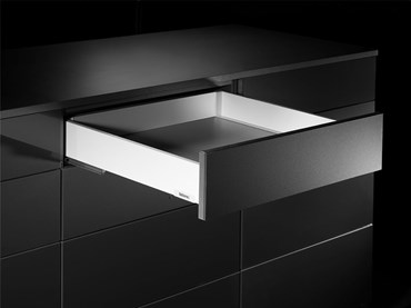 The Tekform family of drawers, characterized by smooth and reliable performance has expanded its range.