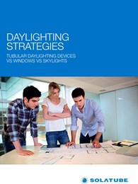 Solatube daylighting solutions