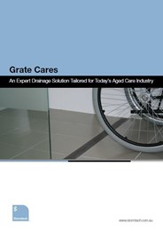 Grate cares: an expert drainage solution tailored for today's aged care industry