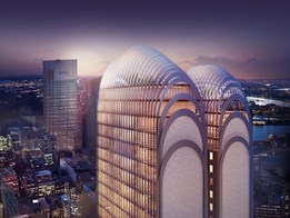 Koichi Takada's Arc to redefine the Sydney CBD