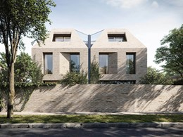 Tate Modern-inspired townhouses planned for Melbourne