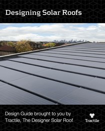 A guide to designing effective solar roofs