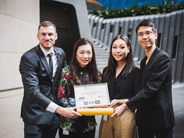 Mirvac team wins Urban Innovation Ideas Competition