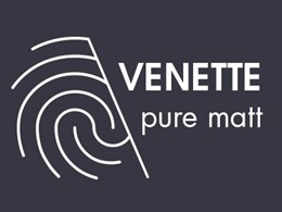 VENETTE: The newest innovation in anti-fingerprint decorative surfaces