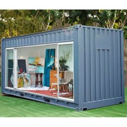 Customisable shipping containers go on sale as Australia's new 'Outdoor Room'