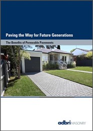 A Guide to Permeable Pavements [FREE WHITE PAPER]