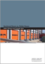 Sectional Doors vs. Roller Doors
