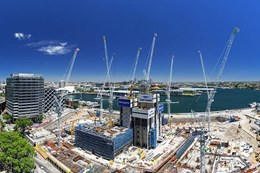 A 'mini-boom' forecast in Australian building and construction