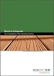 Wood vs Composite Decking – Key Considerations