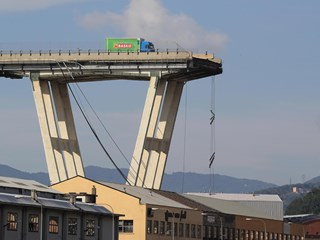 INTERNATIONAL SNAPSHOT: Genoa bridge collapse; Asbestos legal again; Sandy Hook memorial design