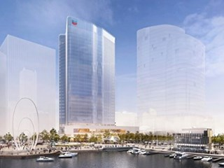 HASSELL's Chevron tower design approved