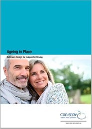 Ageing in Place - Bathroom Design for Independent Living [white paper]
