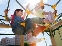 Do 'screaming children' in playgrounds ruin neighbourhood parks?