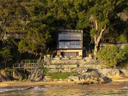 Reimagining the classic Australian beach shack