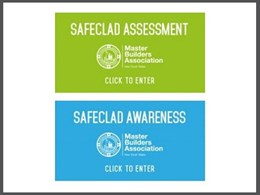 New SafeClad training programs for accreditation of aluminium panel installers