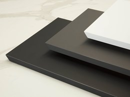 Venette is now available in Bevel Edge and Aluminium Finger Pull door options