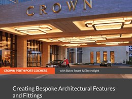Creating bespoke architectural features and fittings