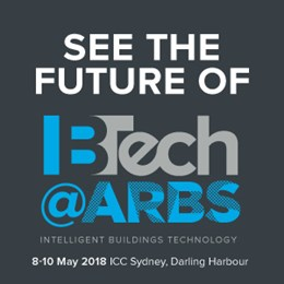 ARBS 2018, Australia's only international air conditioning, refrigeration and building services trade exhibition, in Sydney 8-10 May 2018