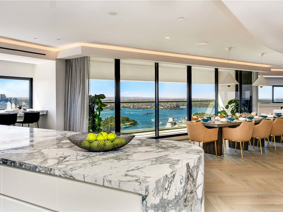 Harry Seidler's penthouse again on sale at $20m