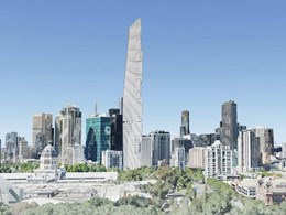 Australia's tallest tower proposed for Melbourne