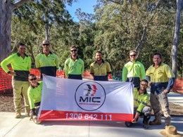 Flying the flag for suicide prevention in construction