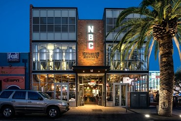 NATIONAL BUILDING DESIGN OF THE YEAR 2015 - Northbridge Brewing Company by d4 Designs