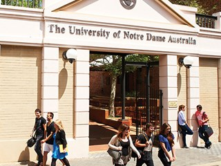 Notre Dame to offer new Master of Architecture program