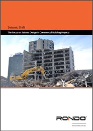 A Guide to Seismic Design in Commercial Building Products