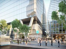 Bates Smart's Sydney Metro tower design approved