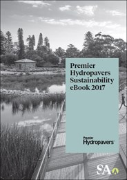 Premier Pavers & Stone Sustainability eBook 2017