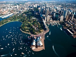 Sydney is the most sustainable city in Australia