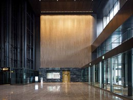 Bringing new life to commercial spaces with architectural surface finishes