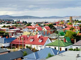 Tasmania is on a home building spree