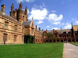 Australia's oldest university to receive heritage listing