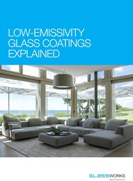 Low-emissivity glass coatings explained