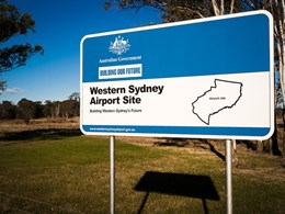 Western Sydney Airport at risk of becoming obsolete, says Arcadis