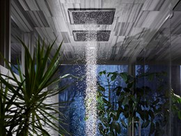 Adding luxury to hospitality spaces with high quality shower products