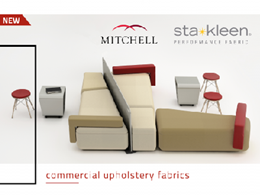 Sta-Kleen faux leather upholstery fabrics now in Australia