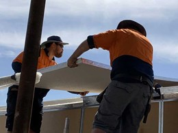 Installing Durra Panel in a ceiling