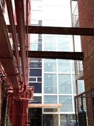 Creating energy efficient buildings with Insulated Glass Units