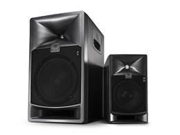 JBL Professional by HARMAN introduces 7 Series powered master reference monitors