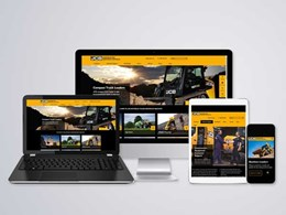 New mobile optimised JCB CEA website simplifies access for tech savvy customers
