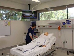 New simulation labs train next-gen healthcare professionals for emergencies