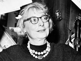 Renowned urbanist Jane Jacobs celebrated at Melbourne Open House