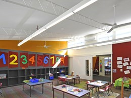 Education spaces moving to modular construction